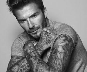 David Beckham se lance dans le business des soins pour la peau avec Biotherm Homme (L'Oréal)