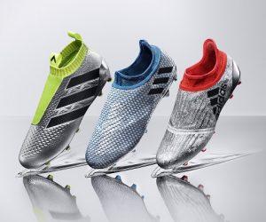 adidas dévoile ses chaussures chromées pour l'Euro 2016