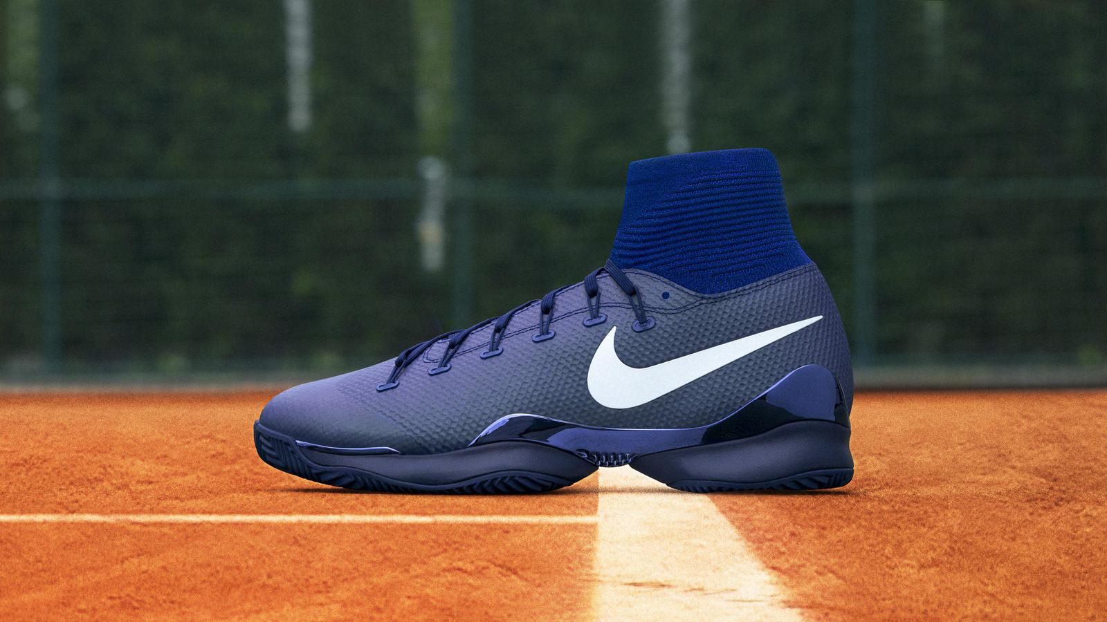 nike tennis_Air_Zoom_Ultrafly_Clay roland garros 2016 tenniscourt shoe