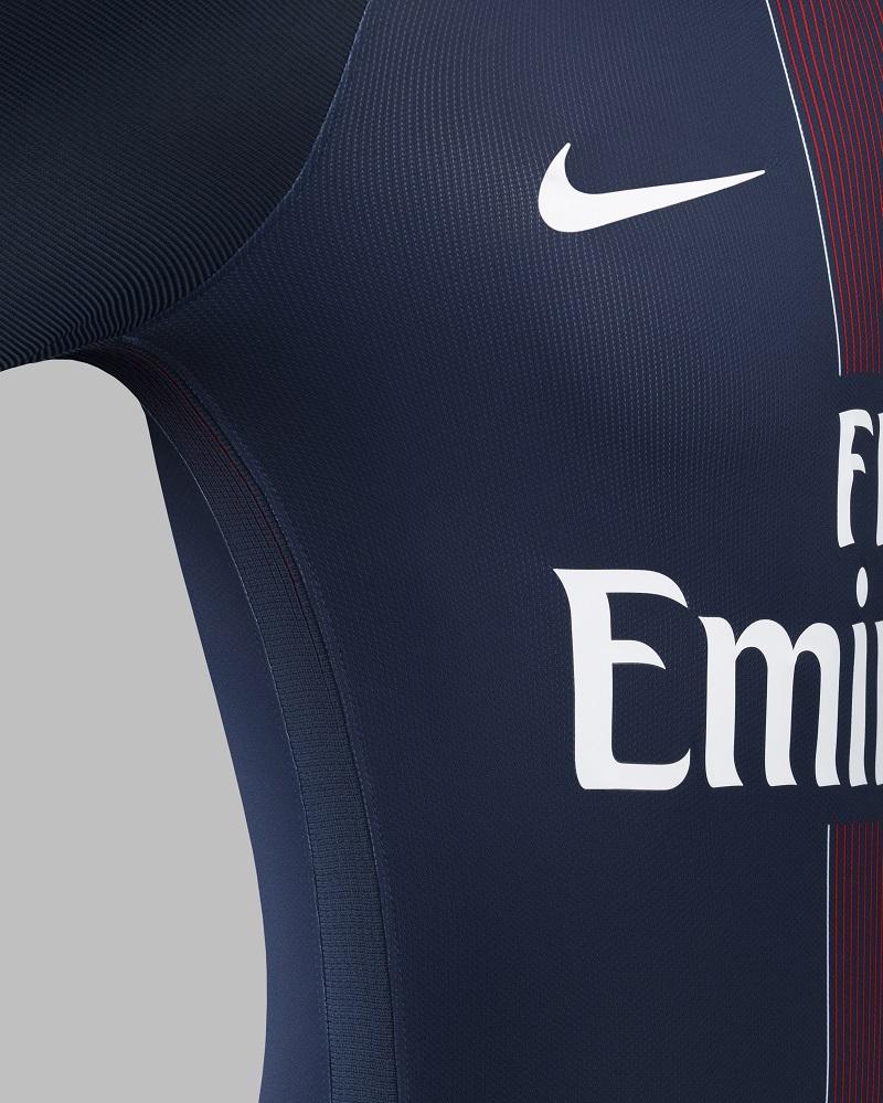 nouveau maillot home PSG 2016 2017 nike football