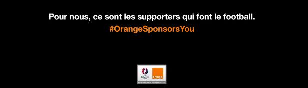 orange sponsors you euro 2016 zidane