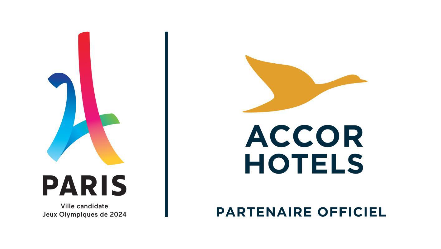 Populaire AccorHotels Partenaire Officiel de Paris 2024 - SportBuzzBusiness.fr SO03