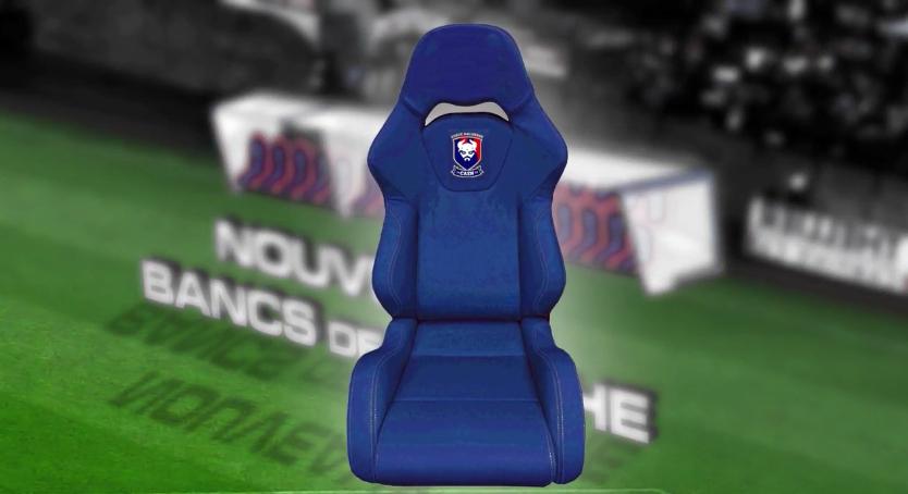 Nouvel équipementier Et Nouveau Logo Pour Le Stade Malherbe Caen