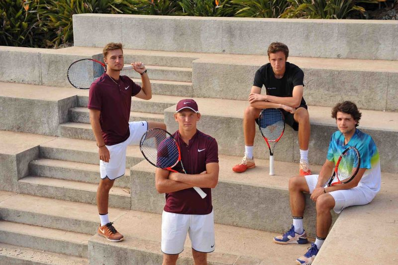 tecnifibre young guns on the road 2016