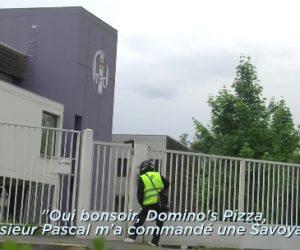 Quand le TFC se moque avec humour de Domino's Pizza après son maintien en Ligue 1