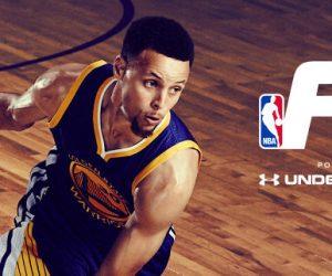La NBA s'associe à Under Armour pour lancer l'application fitness NBA FIT APP