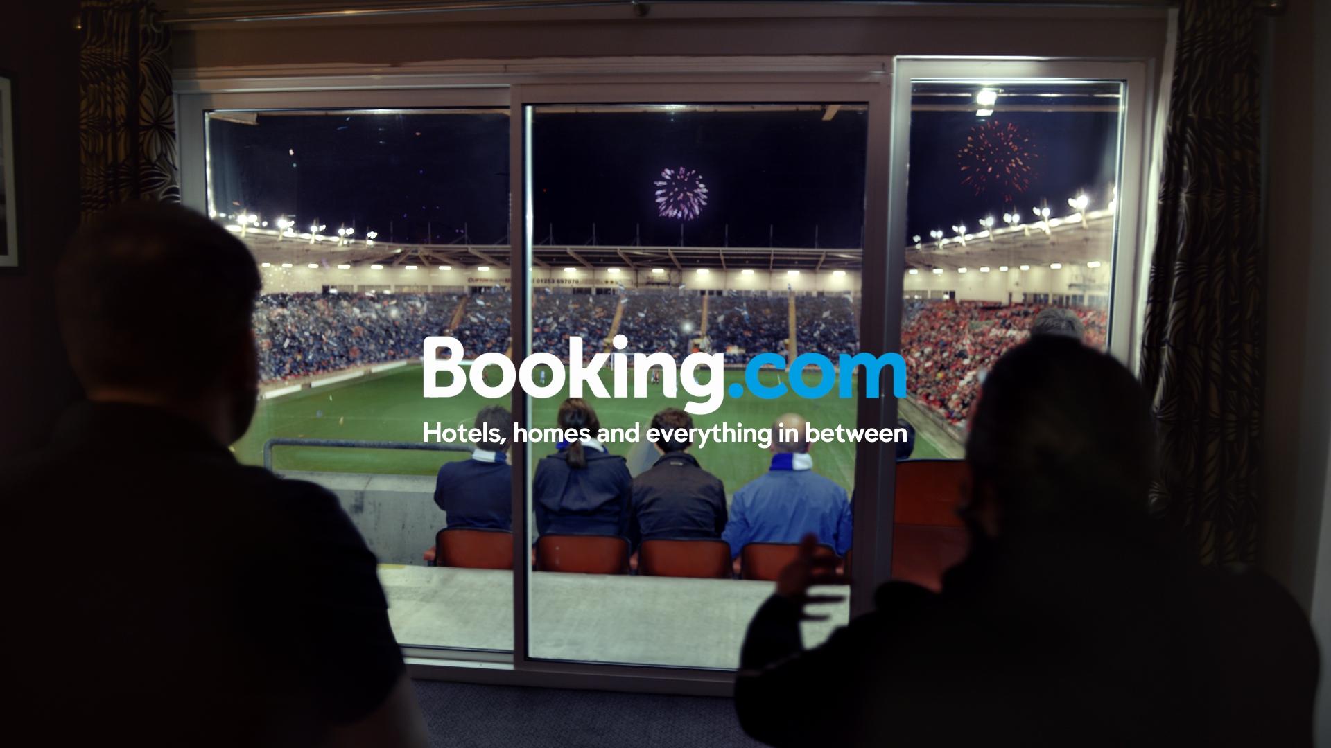 Booking.com Thierry Henry uefa euro 2016 publicité