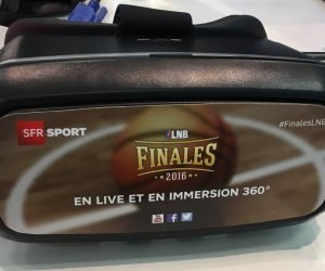 SFR Sport offre une expérience 360° ce soir pour le match 3 des Finales LNB entre l'ASVEL et Strasbourg