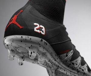Nike sort la première chaussure de football floquée du logo Jordan avec la nouvelle Hypervenom Neymar Jr. x Jordan