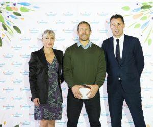 Jonny Wilkinson nouvel ambassadeur Puressentiel