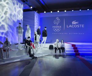 Lacoste prolonge l'aventure Olympique avec le CNOSF jusqu'en 2020
