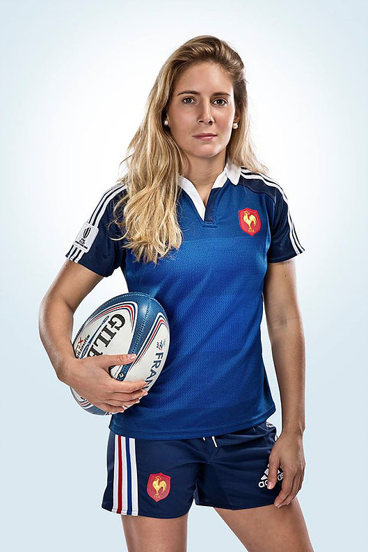 Marjorie Mayans rugby