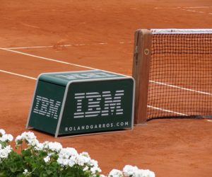 IBM, l'ace de la Big Data pendant Roland-Garros 2016