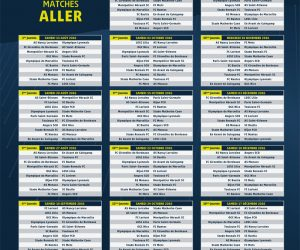 Calendrier Ligue 1 Foot.Calendrier 2018 Ligue 1