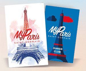 Le PSG monétise sa Fanbase avec la carte de membre MyParis Saint-Germain