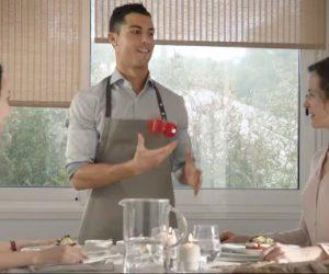 La nouvelle publicité TV SFR avec Cristiano Ronaldo pour promouvoir les chaînes SFR SPORT