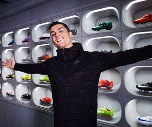 "176 millions de dollars de retombées ""Social Media"" pour les sponsors de Cristiano Ronaldo"