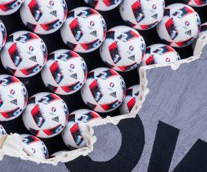 adidas dévoile le nouveau ballon de la seconde partie de l'Euro 2016 avec fracas