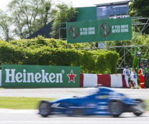 Heineken officialise son partenariat avec la Formule 1 et crée la polémique au Grand Prix du Canada (Montréal)