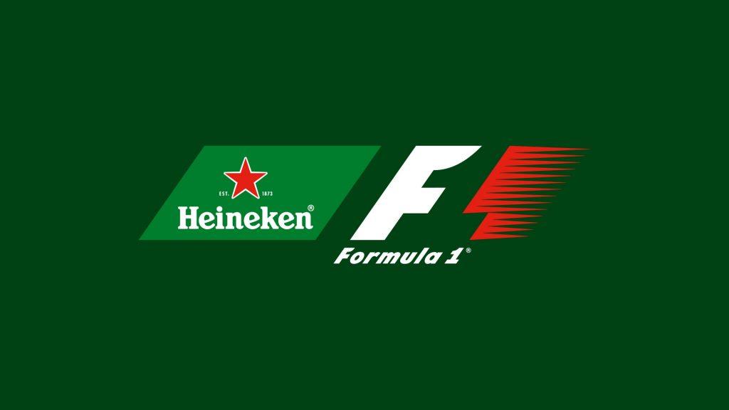 heineken formula one sponsor