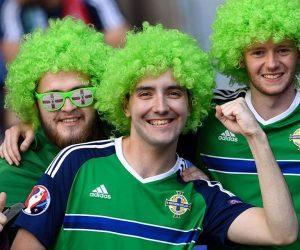 EURO 2016 – Anne Hidalgo et la Ville de Paris vont décorer les supporters irlandais