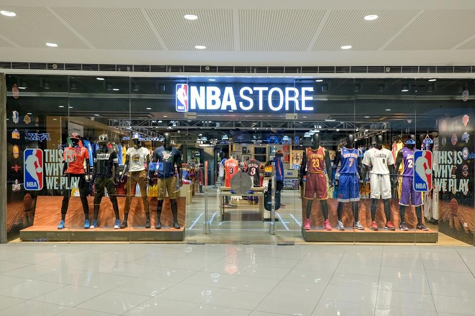 nba store doha al mana fashion group