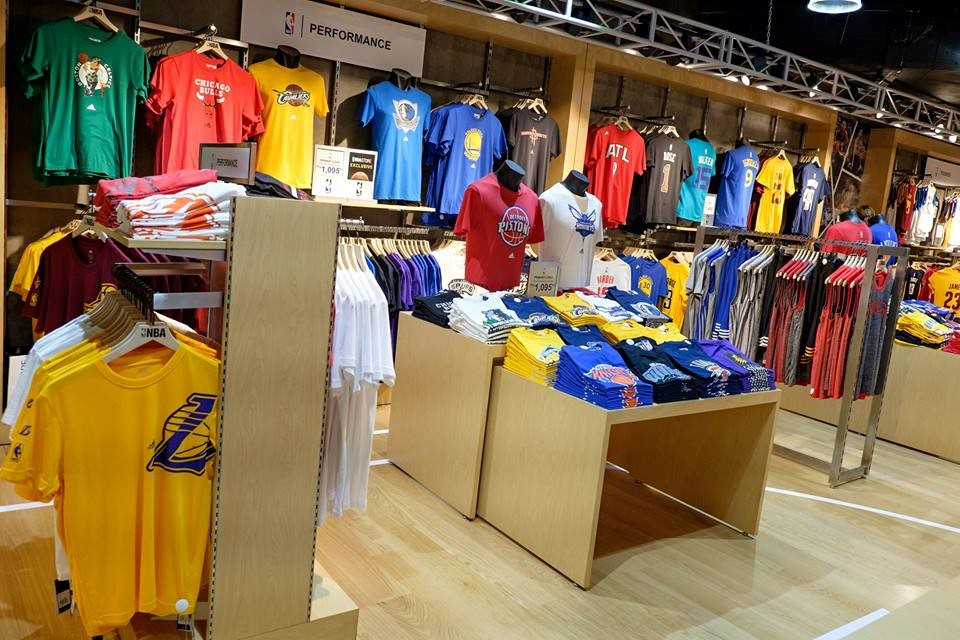 nba store middle east al mana fashion group