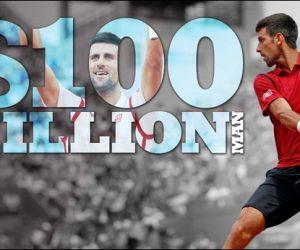 Novak Djokovic entre un peu plus dans l'histoire du tennis business