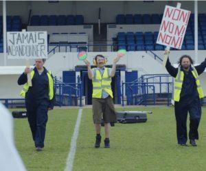 Euro 2016 – Quand le bookmaker Paddy Power et Teddy Sheringham se moquent des grévistes français