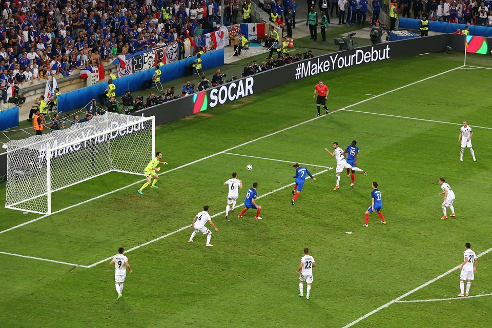 socar make your debut UEFA EURO 2016