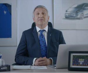 Quand Volkswagen France met à contribution son Boss dans une activation «décoiffante» autour des Bleus