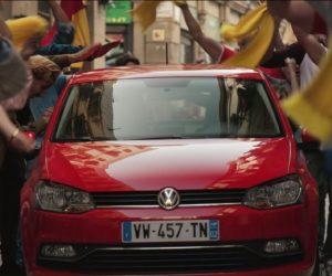 DDB Paris signe la campagne « Hard to be a car » pour Volkswagen à l'occasion de l'Euro 2016