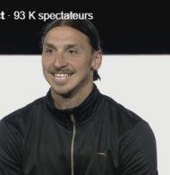 """Revivez le lancement de la marque de Sportswear """"A-Z"""" de Zlatan Ibrahimovic en live vidéo"""