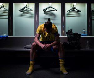 Quand Volvo met en scène la fin de carrière internationale de Zlatan Ibrahimovic avec la Suède