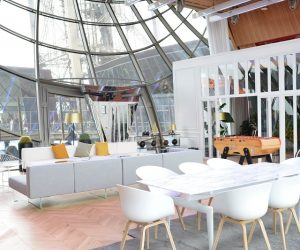 [Focus] Euro 2016 – Pari réussi pour l'appartement Abritel installé dans la Tour Eiffel