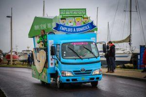 Emplois à domicile Caravane publicitaire tour de France 2016