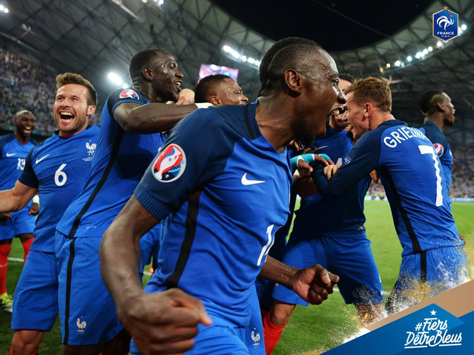Nike football euro 2016 France Portugal