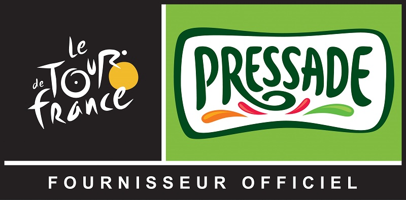 Pressade sponsor tour de france fournisseur officiel