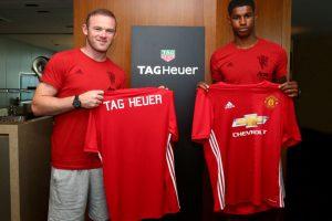 TAG Heuer multiplie ses investissements dans le sport en signant avec Manchester United