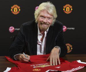 Virgin Money nouveau partenaire de Manchester United