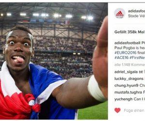 Euro 2016 – adidas annonce sa victoire sur les réseaux sociaux