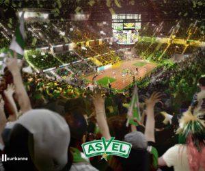 Tony Parker dévoile la future Arena multifonctions de l'ASVEL Basket