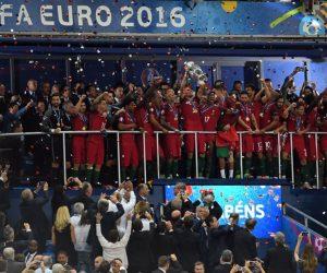 Record d'audience historique pour M6 avec la finale de l'Euro 2016 Portugal – France