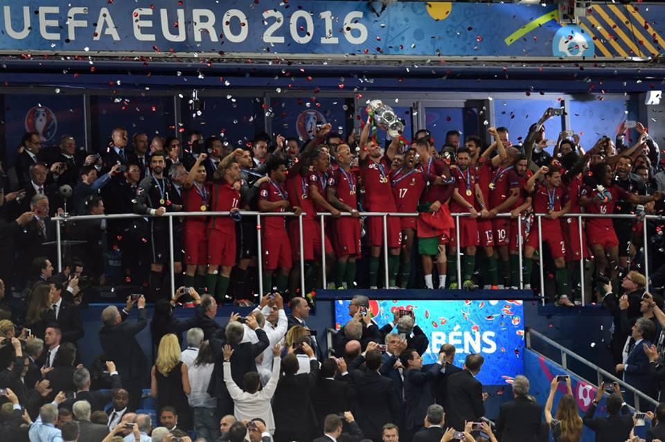audience M6 finale euro 2016 foot