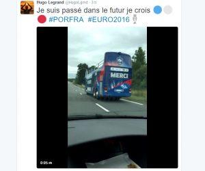 [SPOILER] Finale Euro 2016 – Voici le bus des Bleus pour défiler en cas de victoire contre le Portugal