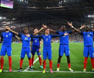 Euro 2016 – 6ème meilleure audience de tous les temps pour Allemagne – France sur TF1