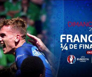 Euro 2016 – Combien coûte une publicité sur M6 et beIN SPORTS pour le 1/4 de finale France – Islande ?
