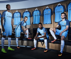 Under Armour nouvel équipementier de Manchester City ?