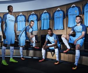 Under Armour nouvel équipementier de Manchester City ?