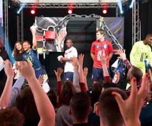 Déchaîné – New Balance et le LOSC dévoilent les nouveaux maillots 2016-2017